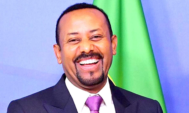 Ethiopian prime minister awarded the Nobel Peace Prize