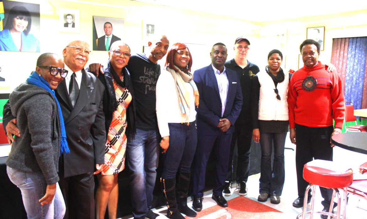 Jamaica Assoc. elects new president and executive members