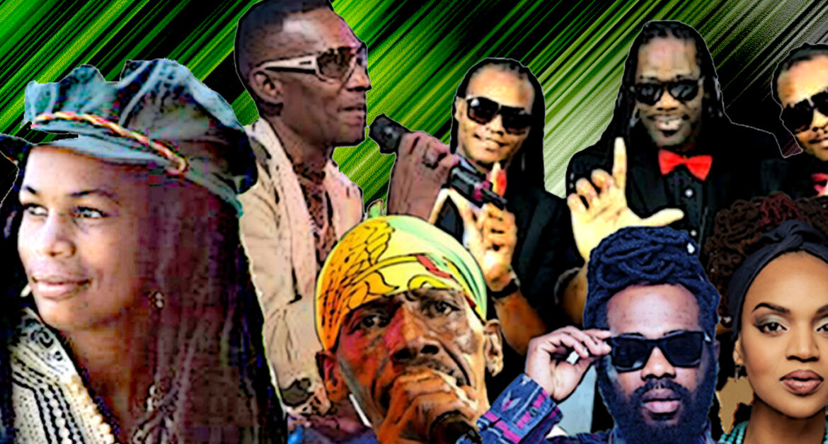 Tribute to the Legends of Reggae 2020