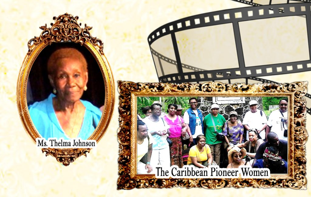 Documentary on Thelma Johnson and the  Caribbean Pioneer Women in the Making