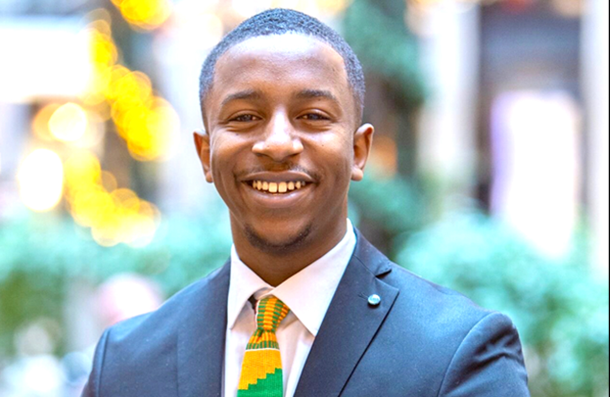 Here's our Rhodes Scholar: Abdel Dicko