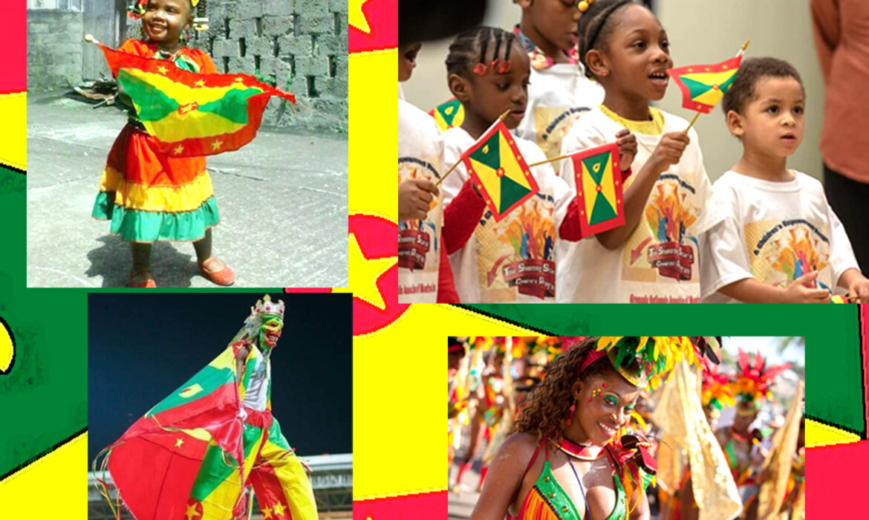 Celebrate  Grenada's Independence Virtually on Feb. 7