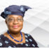Nigerian DR. NGOZI  OKONJO-IWEALA heads the WTO