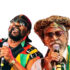 The foundation of reggae: Bunny Wailer and Toots Hibbert