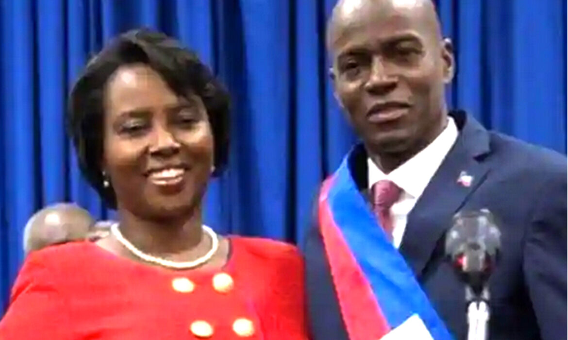 The assassination of President Jovenele Moise and The Story of Haiti