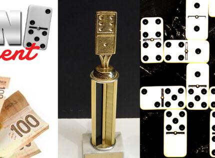 Play Dominoes for Cash on September 4