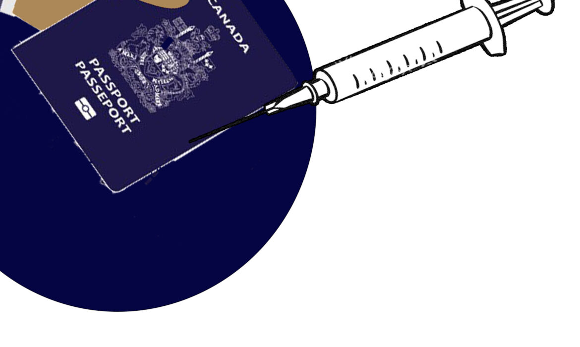 Quebec Vaccine Passport is here as of Sept. 1