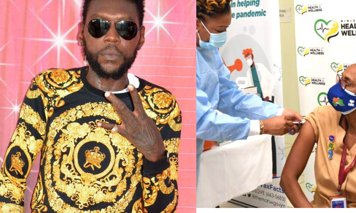 Vybz Kartel might be what the doctor ordered in the J'can government's vaccine campaign