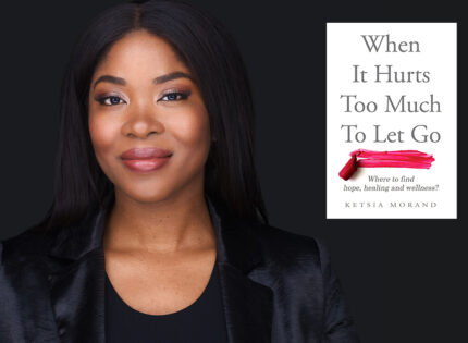 Montreal author Ketsia Morand offers tools for healing